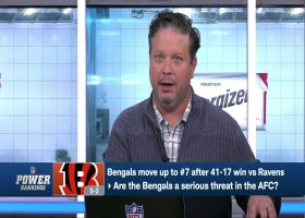 Hanzus: Joe Burrow officially 'a star' at QB for Bengals