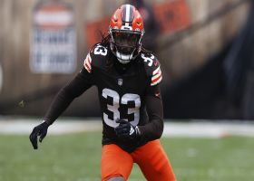 Garafolo: Ronnie Harrison off COVID-19 list; Denzel Ward remains on