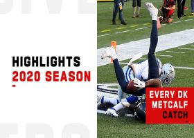 Every DK Metcalf catch | 2020 season
