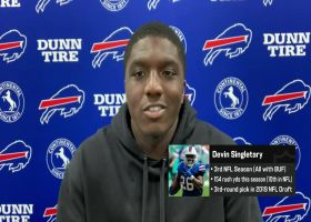 Devin Singletary discusses importance of Bills notching first win in Week 2