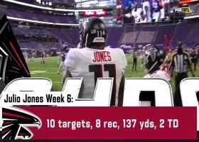 Lions vs. Falcons preview   Week 7