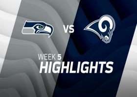 Seattle Seahawks vs. Los Angeles Rams highlights | Week 5