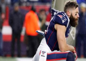 Is Julian Edelman the toughest WR of his generation?