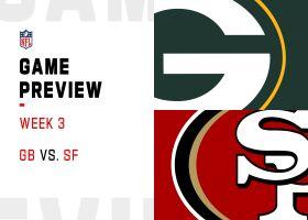 Packers vs. 49ers  preview | Week 3