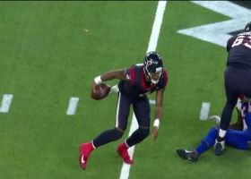 Can't-Miss Play: Watson Wizardry! QB spins out of sack for INSANE play