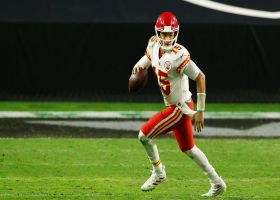 David Carr's film breakdown of Mahomes' game-winning drive vs. Raiders