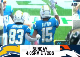 Chargers vs. Broncos preview | Week 8