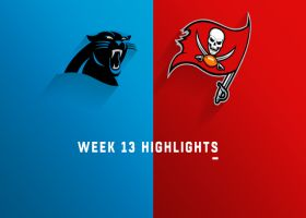 Panthers vs. Buccaneers highlights | Week 13