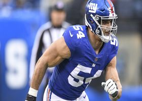 NFL Network Insider Ian Rapoport: New York Giants 'leaning more toward' keeping outside linebacker Olivier Vernon