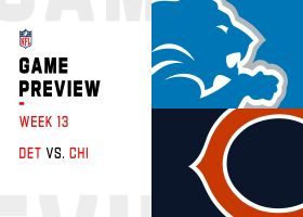 Lions vs. Bears preview | Week 13