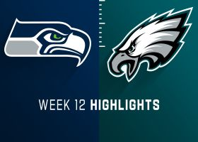 Seahawks vs. Eagles highlights | Week 12