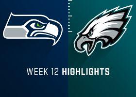 Seahawks vs. Eagles highlights | Week 12