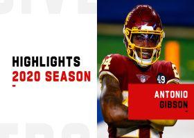 Antonio Gibson highlights | 2020 season
