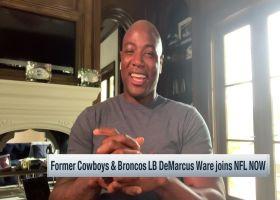 DeMarcus Ware weighs in on Dak's contract, Drew Lock's progress