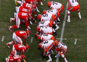 Baldinger reveals NFL's No. 1 offensive line for 2021