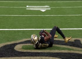 Drew Brees buys time to hit Tre'Quan Smith for go-ahead TD