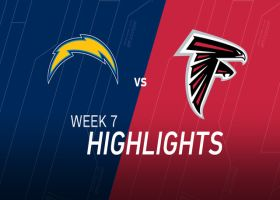 Chargers vs. Falcons highlights | Week 7, 2016