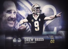 'Top 100 Players of 2020': Drew Brees | No. 12