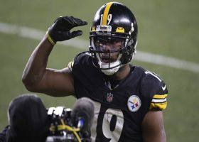 Rapoport: Smith-Schuster bypassed Ravens, Chiefs offers to return to Steelers
