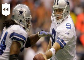 Marion Barber's dominant run vs. Patriots in 2007 | NFL Throwback
