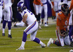 Vikings ambush Nick Foles on third-down blitz for the sack
