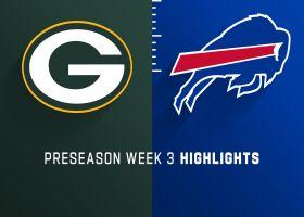 Packers vs. Bills highlights | Preseason Week 3