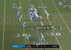 Tyrell Williams grabs 7-yard catch vs. former team