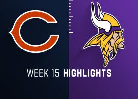 Bears vs. Vikings highlights | Week 15