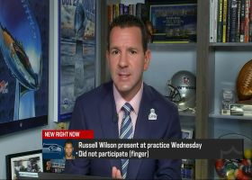 Rapoport explains why Russell Wilson hasn't been placed on IR yet
