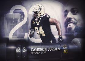 'Top 100 Players of 2020': Cameron Jordan | No. 23