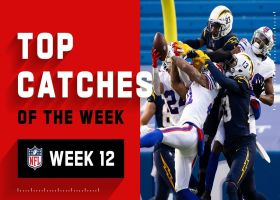 Top catches of the week | Week 12