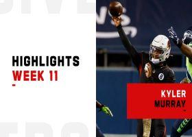 Kyler Murray's best plays from 2-TD night   Week 11