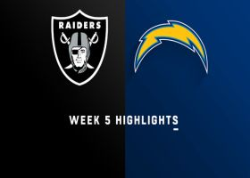Raiders vs. Chargers highlights | Week 5