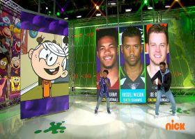 Lincoln Loud announces MVP from Week 2 | 'NFL Slimetime'
