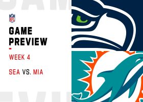 Seahawks vs. Dolphins preview | Week 4