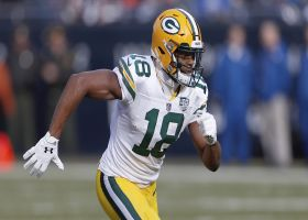 Pelissero: Packers working on trade to bring back WR Randall Cobb