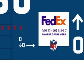 FedEx Air & Ground nominees | Week 3
