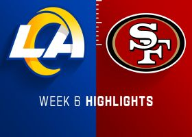 Rams vs. 49ers highlights | Week 6