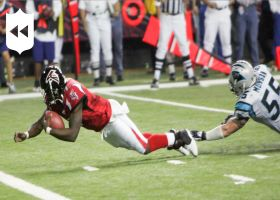 NFL Throwback: Falcons' top 5 plays vs. Panthers
