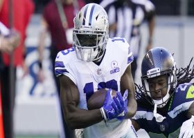 Rosenthal: Why Michael Gallup will be best WR in Browns-Cowboys