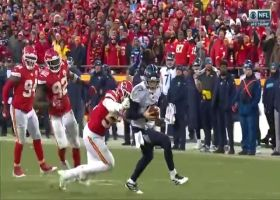 Every big play by the Chiefs' defense vs. Titans | AFC Championship Game