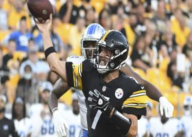 Big Ben finds Freiermuth up top for duo's second TD connection