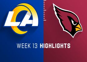 Cardinals vs. Rams highlights | Week 17