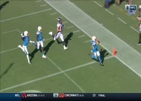 Can't-Miss Play: King me! Chargers CB delivers EPIC 68-yard punt-return TD