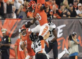 Wingard won't let Mixon's ambitious hurdle go as planned