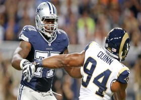 Baldy's Epic Matchup: Tyron Smith vs. Robert Quinn | Cowboys vs. Rams Week 3, 2014