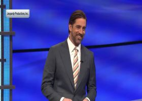 'Jeopardy!' contestant trolls NFC title game field goal with Rodgers hosting