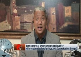 Wyche: 'Save the tape!' Why Browns will snap playoff drought in '20