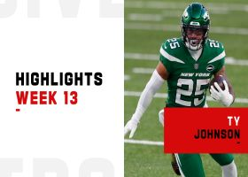 Ty Johnson's best plays from 117-yard game | Week 13