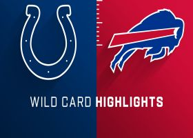 Colts vs. Bills highlights | Super Wild Card Weekend